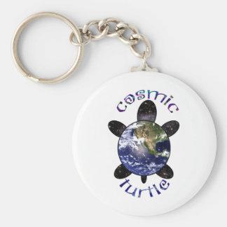 Llavero cósmico de la tortuga