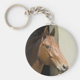 Llavero cuarto americano del caballo