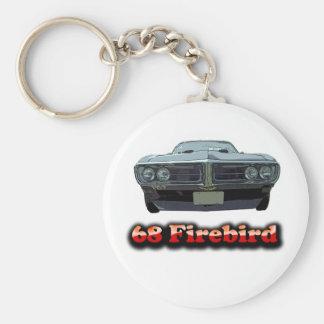 Llavero de 68 Firebird