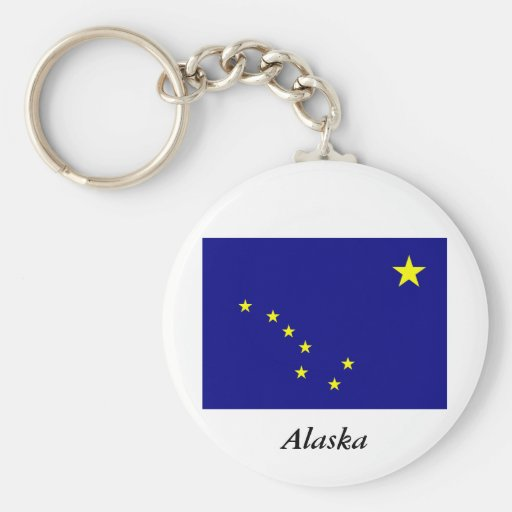 Llavero de Alaska