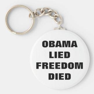 Llavero de Anti-Obama