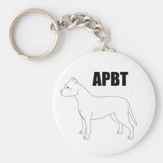 Llavero de APBT