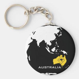 Llavero de Australia el |