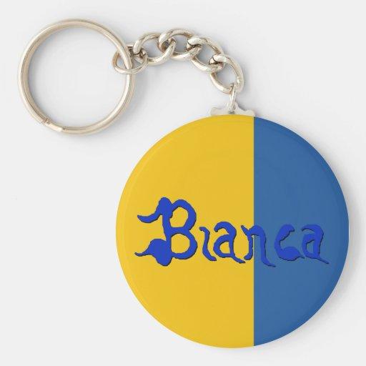 Llavero de Bianca