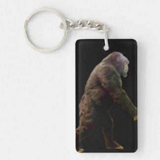llavero de Bigfoot