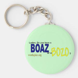 Llavero de Boaz