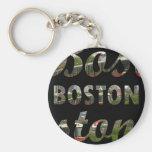 Llavero de Boston