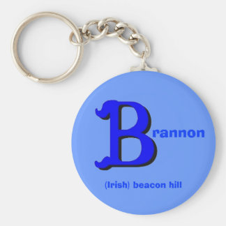 Llavero de Brannon