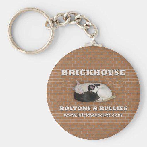 Llavero de Brickhouse