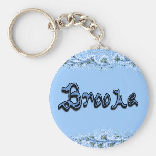 Llavero de Brooke