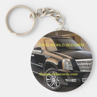 Llavero de Cadillac de los récores mundiales del g