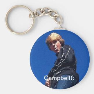 Llavero de Campbell Carsley