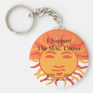 Llavero de centro del MAC