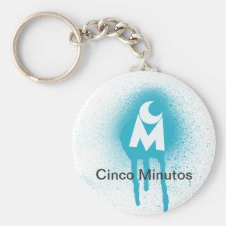 Llavero de Cinco Minutos