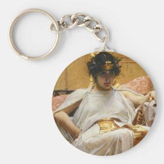 Llavero de Cleopatra del Waterhouse