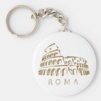 Llavero de Colosseum Roma