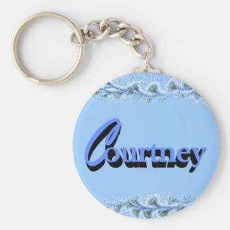 Llavero de Courtney