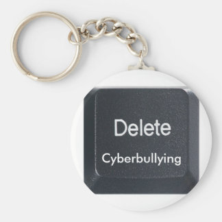 Llavero de Cyberbullying de la cancelación