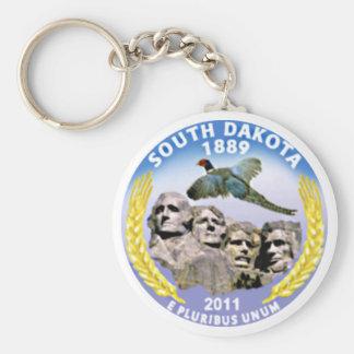 Llavero de Dakota del Sur