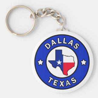 Llavero de Dallas Tejas