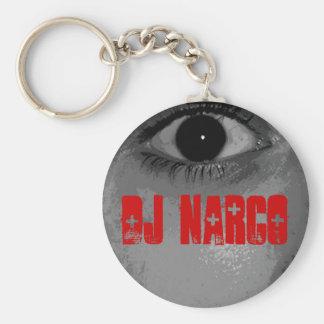 Llavero de DJ Narco