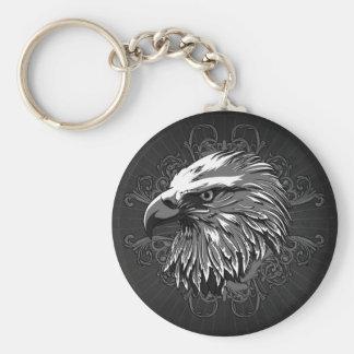 Llavero de Eagle calvo