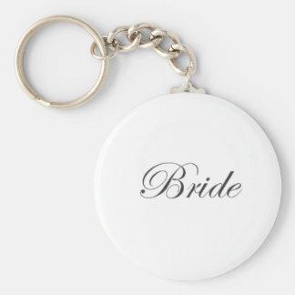 Llavero de Edwardian de la novia