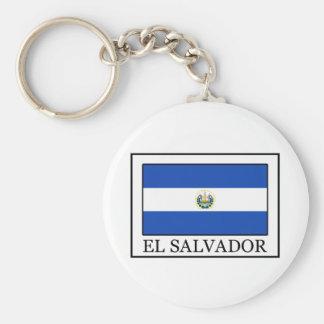 Llavero de El Salvador
