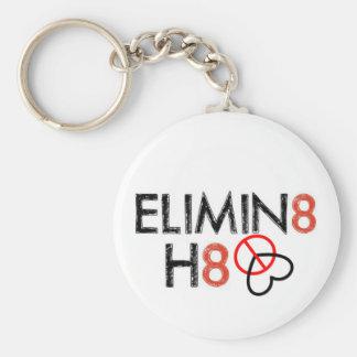Llavero de Elimin8 H8