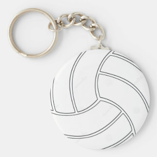 Llavero de encargo del voleibol