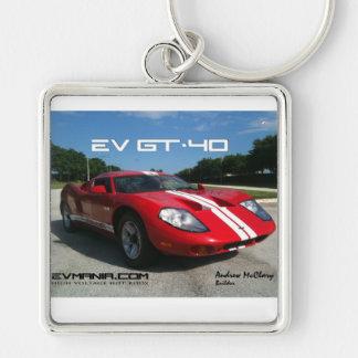 Llavero de EV GT-40