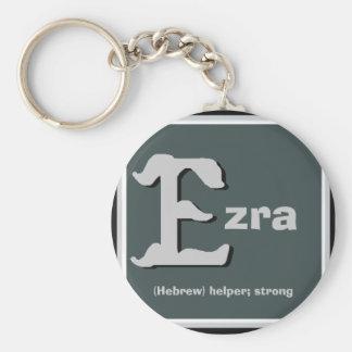 Llavero de Ezra