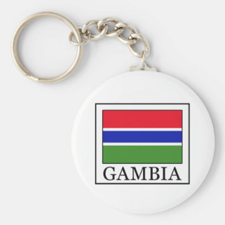 Llavero de Gambia