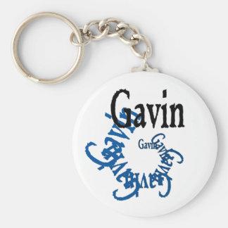 Llavero de Gavin