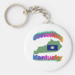 Llavero de Geocaching Kentucky