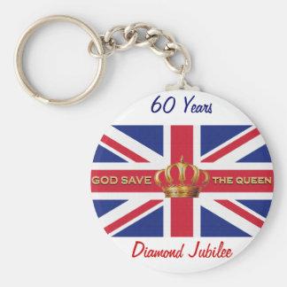 Llavero de God Save the Queen