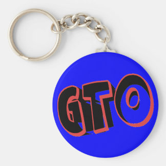 Llavero de GTO