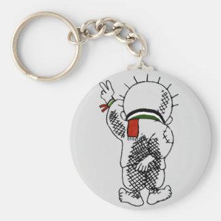 Llavero de Handala niño palestino