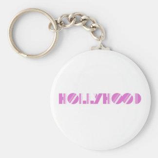 Llavero de Hollyhood