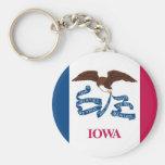 Llavero de Iowa