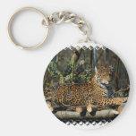 Llavero de Jaguar del Panthera