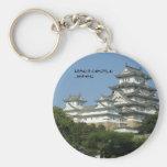 Llavero de Japón del castillo de Himeji