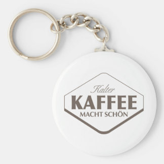 Llavero de Kalter Kaffee Macht Schön 2