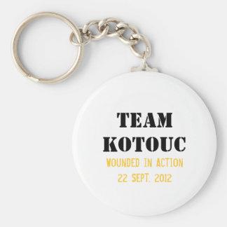 Llavero de Kotouc del equipo