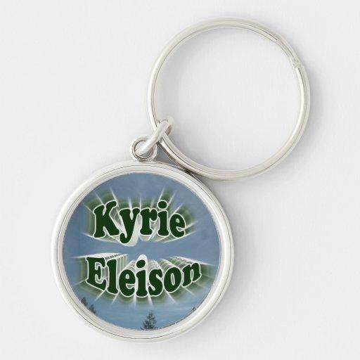 Llavero de Kyrie Eleison