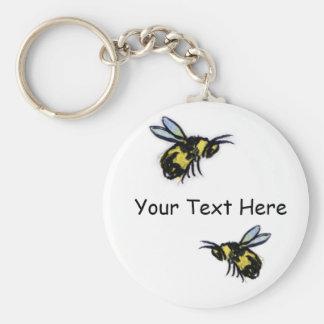 Llavero de la abeja
