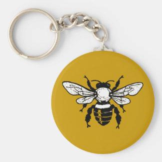 Llavero de la abeja de Mellifera de los Apis