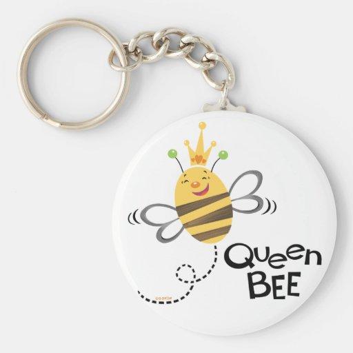 LLAVERO de la abeja reina