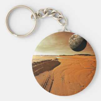 Llavero de la arena de Marte