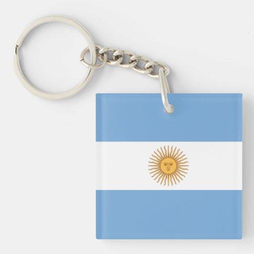 Llavero de la Argentina